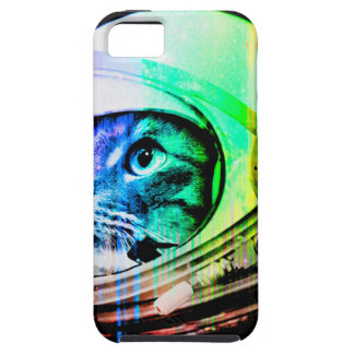 colorful cats - Cat astronaut - space cat Case For The iPhone 5