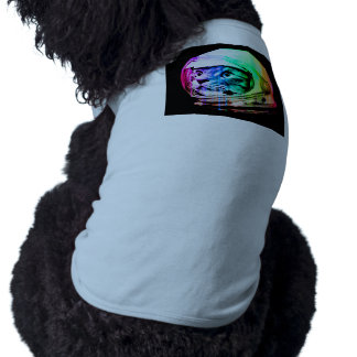 colorful cats - Cat astronaut - space cat Doggie Tshirt