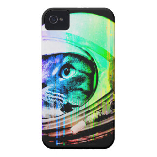 colorful cats - Cat astronaut - space cat iPhone 4 Case-Mate Cases