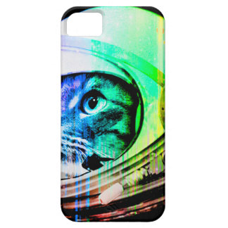 colorful cats - Cat astronaut - space cat iPhone 5 Cases