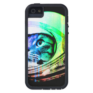 colorful cats - Cat astronaut - space cat iPhone 5 Covers