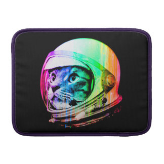 colorful cats - Cat astronaut - space cat Sleeve For MacBook Air