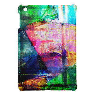 Colorful CD Cases Collage iPad Mini Cases
