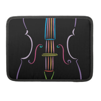 Colorful Cello Sleeve For MacBooks