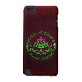 Colorful Celtic Knot Thistle iPod Touch 5G Cover