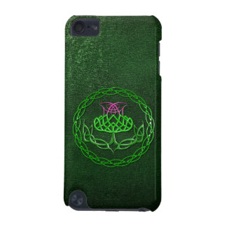 Colorful Celtic Knot Thistle iPod Touch (5th Generation) Case