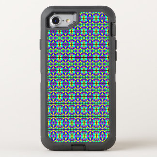 Colorful Chaos 21 OtterBox Defender iPhone 8/7 Case