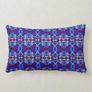 Colorful Chaos 22 Lumbar Pillow
