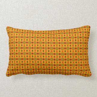 Colorful Chaos 24 Lumbar Pillow