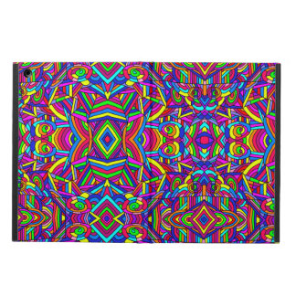 Colorful Chaos 2 iPad Air Case