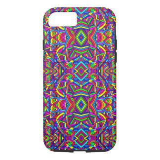 Colorful Chaos 2 iPhone 8/7 Case