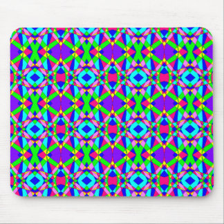 Colorful Chaos 31 Mouse Pad
