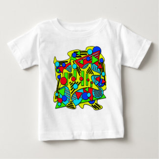 Colorful chaos baby T-Shirt