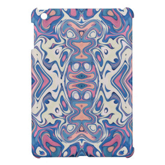 Colorful Chaotic Layers Cover For The iPad Mini