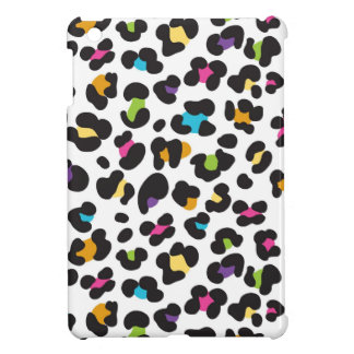 Colorful Cheetah Leopard Print Gifts for Teens Case For The iPad Mini