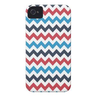 Colorful Chevron Iphone 4/4S Case