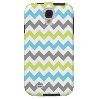 Colorful Chevron Samsung Galaxy S4 Case