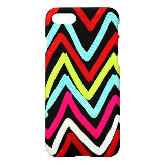 Colorful Chevron Tribal ZigZag iPhone 7 Case