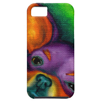 Colorful Chihuahua iPhone 5 Cover