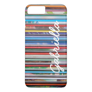 colorful children books iPhone 7 plus case