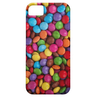 Colorful Chocolate Little Round Button Candy Case For The iPhone 5