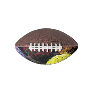 Colorful Chrysanthemums Football