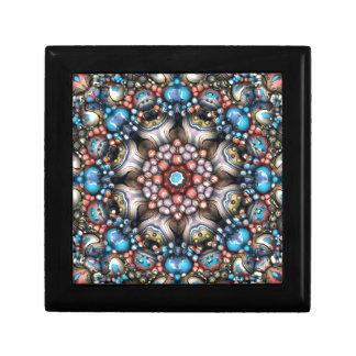 Colorful Circle of 3D Shapes Gift Box