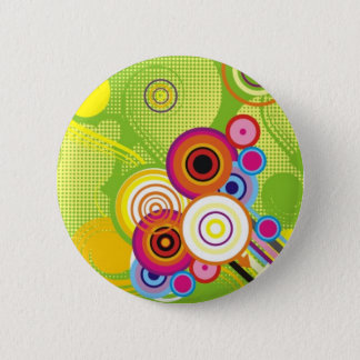 Colorful Circles Button
