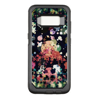Colorful Circles Peace Sign OtterBox Commuter Samsung Galaxy S8 Case