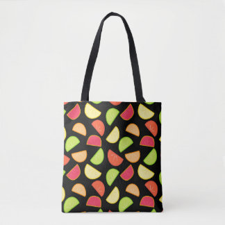 Colorful Citrus Tote
