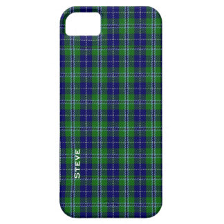 Colorful Clan Douglas Tartan Plaid iPhone 5 Cover