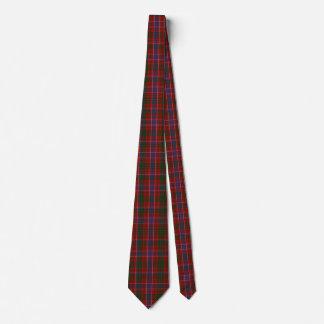 Colorful Clan MacRae Tartan Plaid Neck Tie