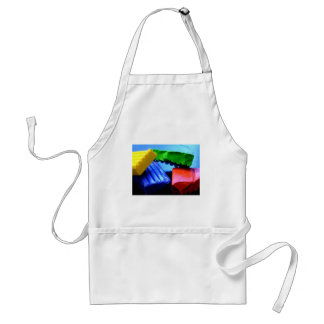 Colorful Clay Standard Apron