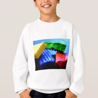Colorful Clay Sweatshirt