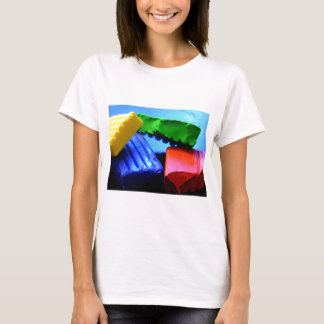 Colorful Clay T-Shirt