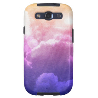 Colorful Clouds Galaxy SIII Case