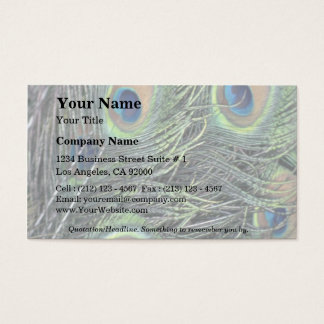 Colorful Color harmony Business Card