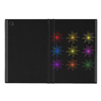 Colorful Comic Explosions iPad Mini Covers