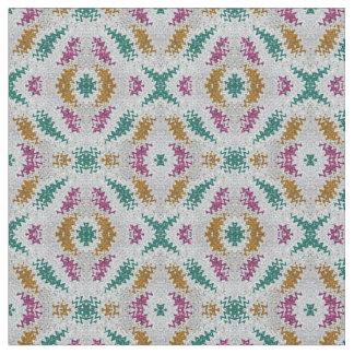 Colorful confetti background fabric