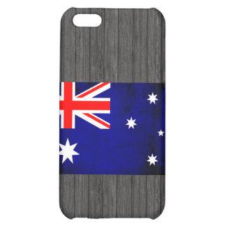 Colorful Contrast Australian Flag iPhone 5C Cases
