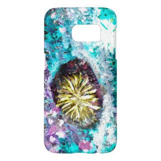 Colorful Coral Reef Sea Urchin Samsung Galaxy S7 Case