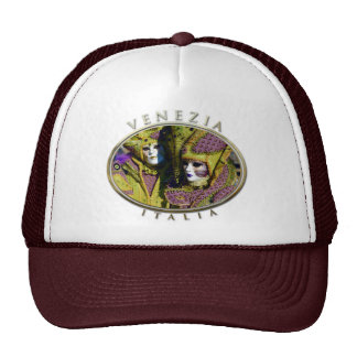 Colorful Couple Trucker Hat