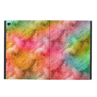 Colorful Crystal Glass Pattern Powis iPad Air 2 Case