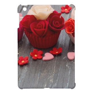 colorful cupcakes case for the iPad mini