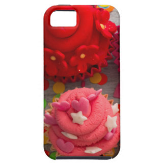 colorful cupcakes iPhone 5 covers