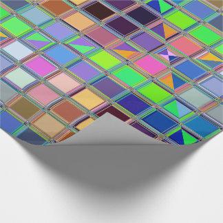 Colorful Custom Mosaic Art