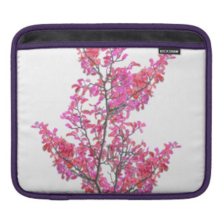 Colorful Cute Floral Design iPad Sleeve