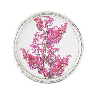 Colorful Cute Floral Design Lapel Pin