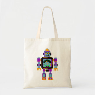 Colorful Cute Robot
