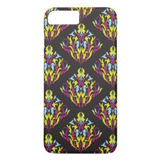 Colorful Damask iPhone case